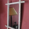 Victorian 1920's vintage mirror