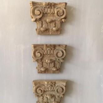 Houten ornamenten (3)