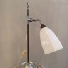 Charming old French desk light