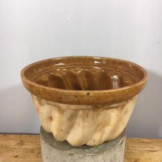 Oude Franse puddingvorm