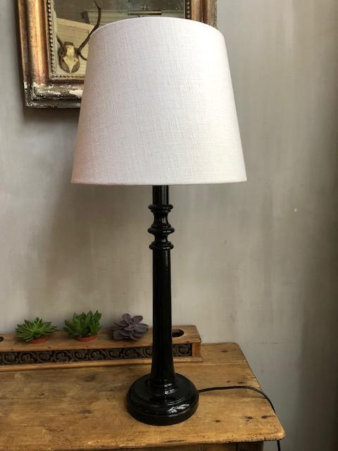 franse lak lamp B & W design
