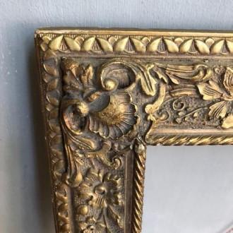 Oude Franse lijst goud