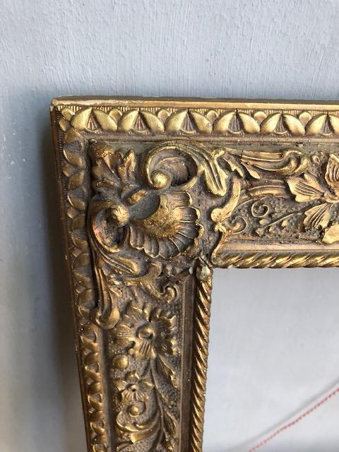 oude franse lijst goud museaal