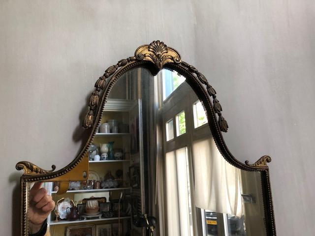 vintage spiegel ovaal
