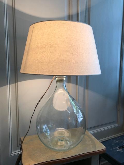 oude franse gistfleslamp