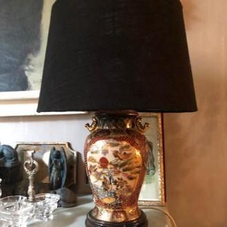 Chinese vaaslamp
