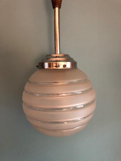 art deco hanglamp bol