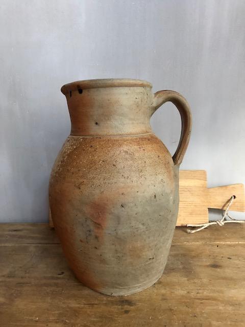 franse aardewerken kan antiek