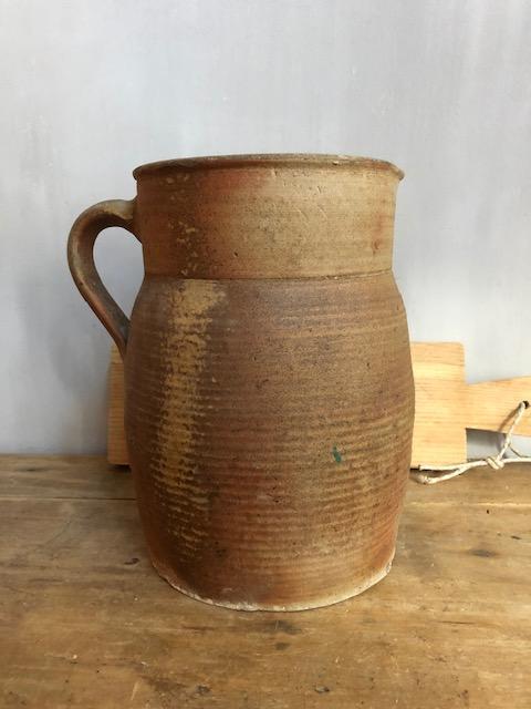 franse antieke aardewerken kan