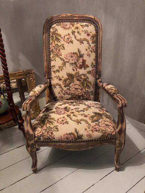 vintage kinder stoel