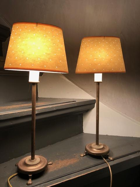 set laura ashley tafellampjes