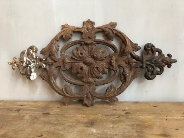 Frans ornament