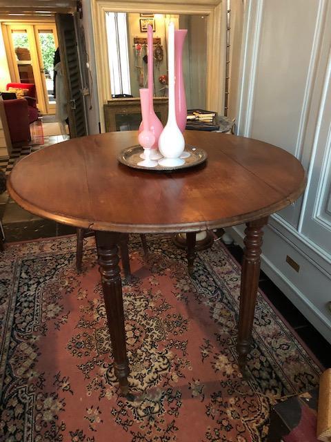 antieke Franse hangoor tafel