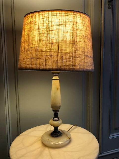 Onyx tafellamp