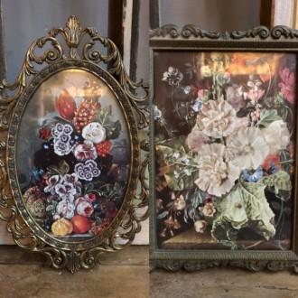 Italiaanse barokke fotolijstjes