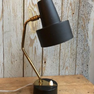 Vintage Frans bureaulampje