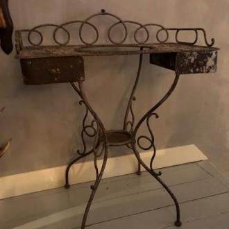 Oud Frans wasmeubel metaal