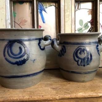 Antieke Franse Keulse potten