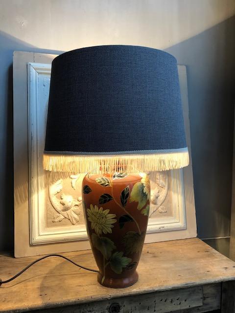 Vintage vaaslamp