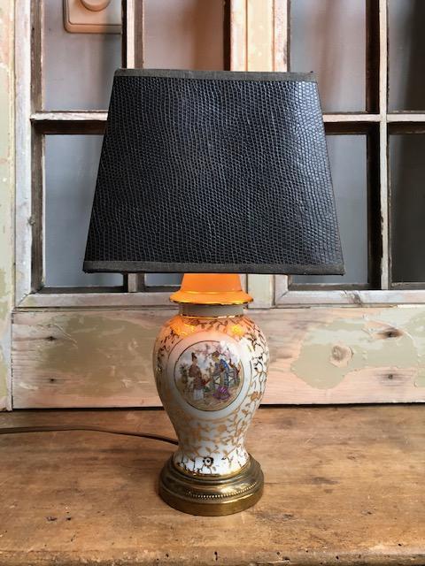 Klassiek Frans lampje