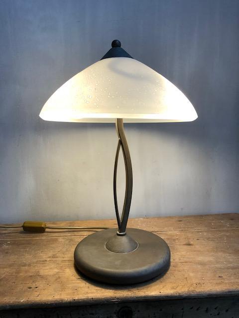 sierlijke messing lamp