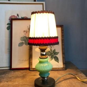 Vintage klein tafellampje
