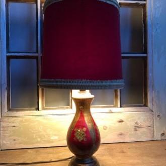 Oude Franse tafellamp