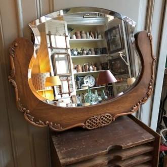 Oude spiegel uit jaren '40