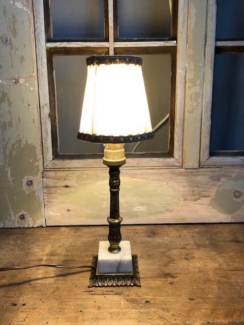 Frans tafellampje