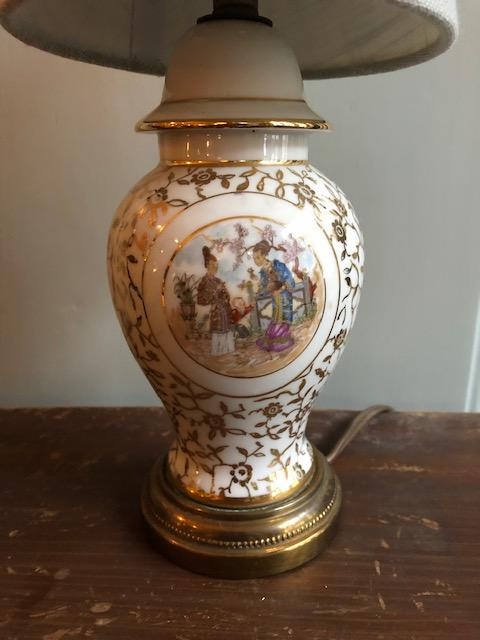 Barok Frans lampje