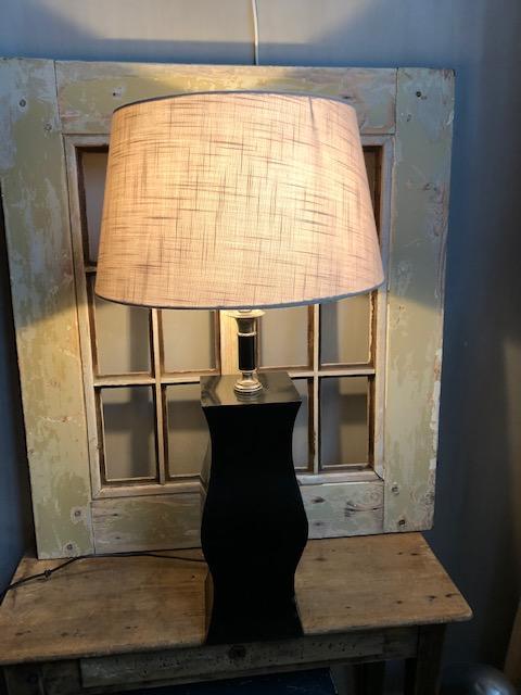 Grote stoere lamp