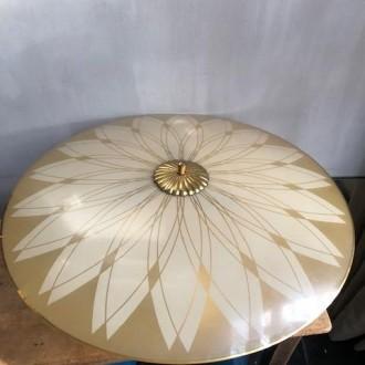 Vintage of retro hanglamp of plafond lamp