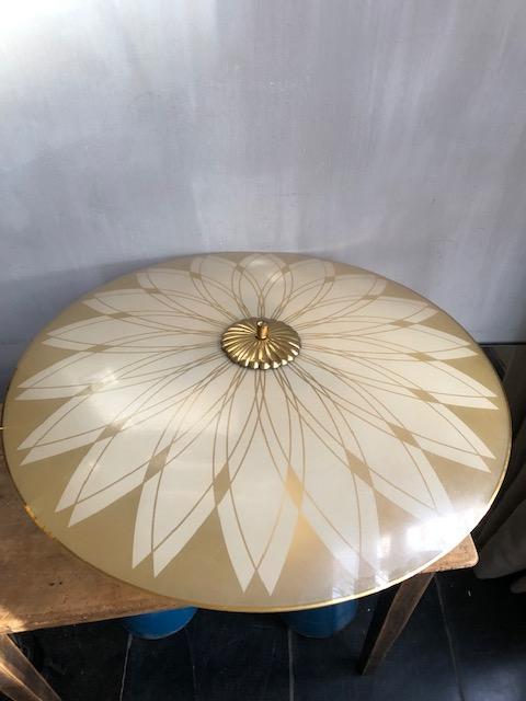 vintage of retro hanglamp