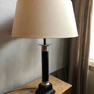 Grote lamp regency stijl jaren 80 (Lightmakers)