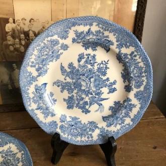 Sier bordjes met vogels Unicorn Tableware