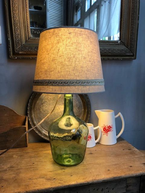 Vintage gistfleslampje