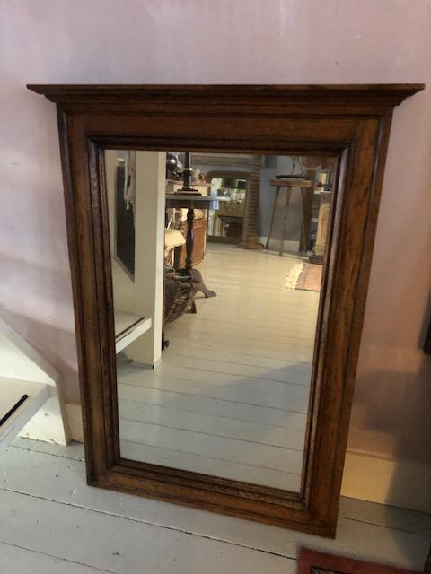 Antiek Hollandse schouw spiegel
