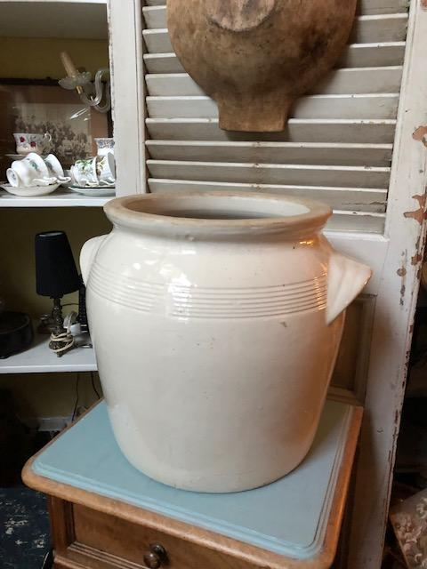 Super grote gres pot