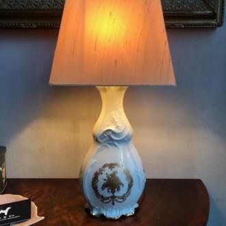 Sierlijk tafellampje Limoges