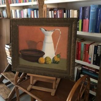 Schilderij met stilleven