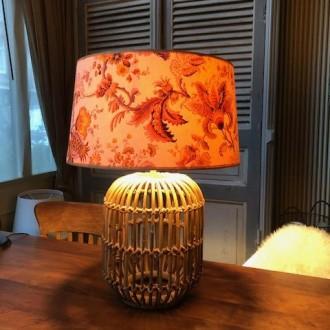 Botanische tafellamp | Verkocht
