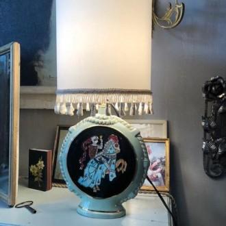 Tafellamp Ridder